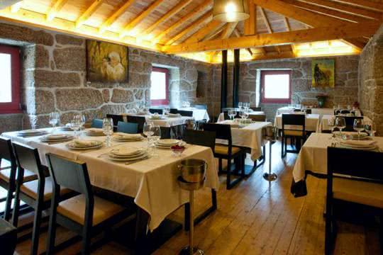 Aldeia do Pontido - Restaurante